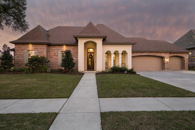 Youngsville Single Family Home For Sale: 103 Quiet Oaks Drive