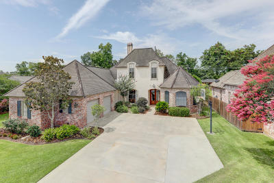 Lafayette Single Family Home For Sale: 118 Flagstone Court