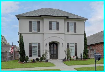 Lafayette  Single Family Home For Sale: 101 Mont De Marsan Drive