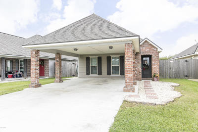 Abbeville Single Family Home For Sale: 116 Acacia Lane