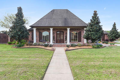 Youngsville Single Family Home For Sale: 105 Summertyme Drive