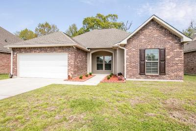 Carencro Single Family Home For Sale: 409 Rue Ciel