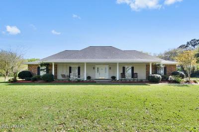Ville Platte Single Family Home For Sale: 1772 E Main Street