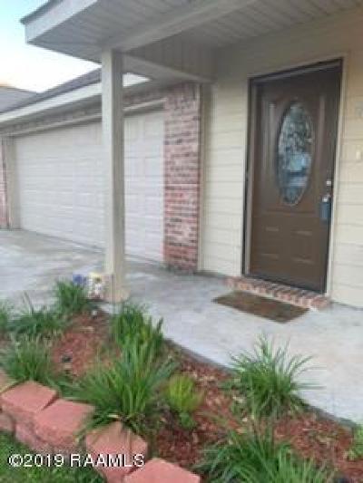 Single Family Home For Sale: 408 Georgia Street