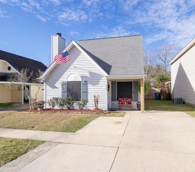 Lafayette  Single Family Home For Sale: 111 Aaron Drive