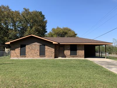 Carencro Single Family Home For Sale: 100 Collins Drive