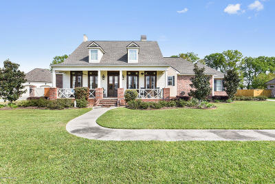 Lafayette Single Family Home For Sale: 118 Western Lane