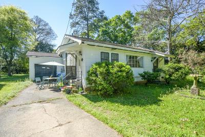 Single Family Home For Sale: 315 Ella Street