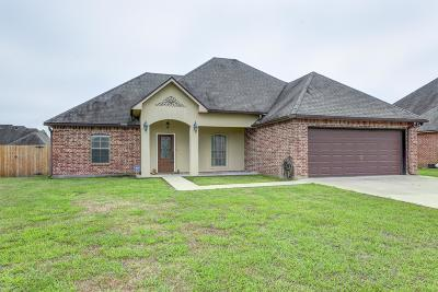 New Iberia Single Family Home For Sale: 600 Timberstone Drive