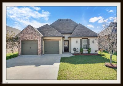 Single Family Home For Sale: 302 Flora Springs Drive