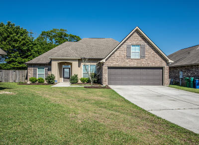 Single Family Home For Sale: 513 Flanders Ridge