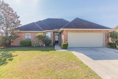 Youngsville Single Family Home For Sale: 102 Bizkit Drive