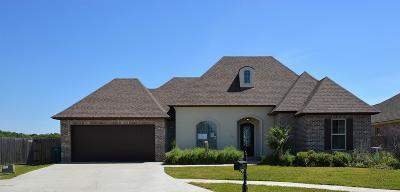 Youngsville Single Family Home For Sale: 211 Coco Palm Court