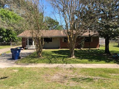 Crowley Rental For Rent: 1212 Lurose Drive