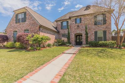 Single Family Home For Sale: 114 Innisbrook Drive
