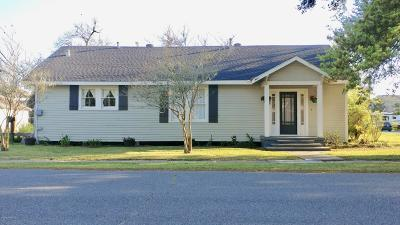 Abbeville Single Family Home For Sale: 109 Loraine Street