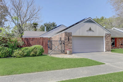 Lafayette  Single Family Home For Sale: 510 Kaiser Drive