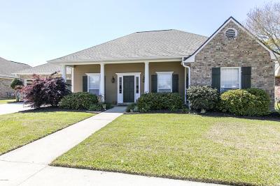Lafayette  Single Family Home For Sale: 112 Hamlet Lane