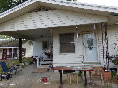 Lafayette  Single Family Home For Sale: 106 Angel Street