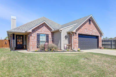 Lafayette  Single Family Home For Sale: 219 Bald Eagle Drive