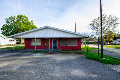 Acadia Parish Commercial For Sale: 601 W Branche Street