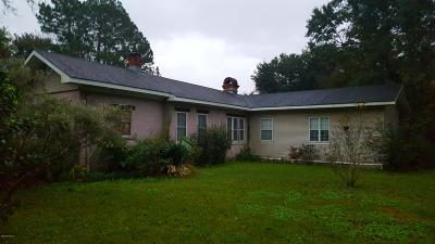 St. Martinville Single Family Home For Sale: 7365 Main Hwy.