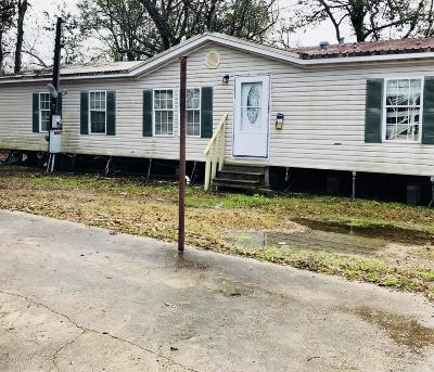 Jeanerette Single Family Home For Sale: 1434 Gonsoulin Street
