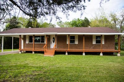 Opelousas Single Family Home For Sale: 121 Graham Street