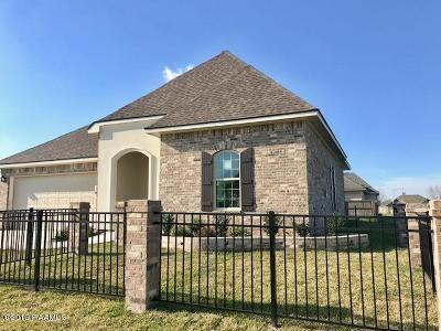 Youngsville Single Family Home For Sale: 227 Tall Oaks Lane