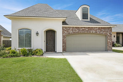 broussard Single Family Home For Sale: 113 Cane Creek Drive