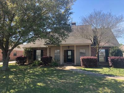 broussard Single Family Home For Sale: 1404 S Morgan Avenue