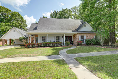 Lafayette Single Family Home For Sale: 105 Jerico Circle