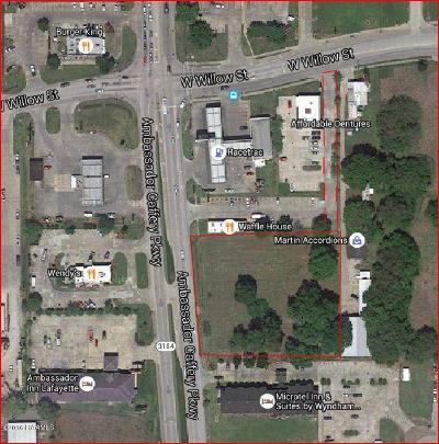 Residential Lots & Land For Sale: 205 & 207 Ambassador Caffery Parkway