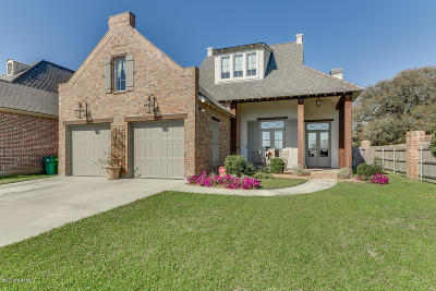 broussard Single Family Home For Sale: 111 Habitat Ridge