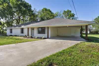 Lafayette LA Single Family Home For Sale: $219,900