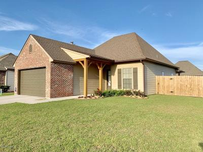 Youngsville Single Family Home For Sale: 100 Canton Court