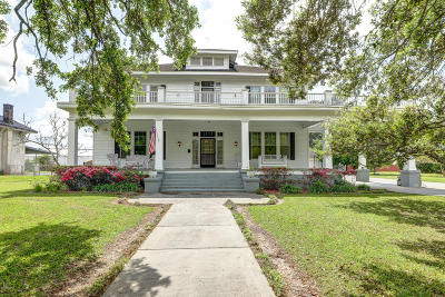 Jeanerette Single Family Home For Sale: 609 Main Street