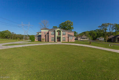 Opelousas Single Family Home For Sale: 117 Agape Lane