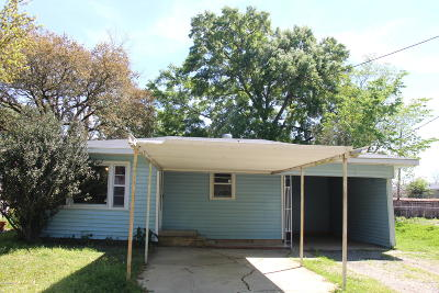 Ville Platte Single Family Home For Sale: 119 N Morein Street