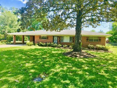 Opelousas Single Family Home For Sale: 234 Camelia Drive