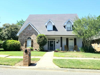 Youngsville Single Family Home For Sale: 101 Water Birch Lane