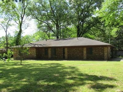 Rayne Single Family Home For Sale: 2081 Bayou Plaquemine Road