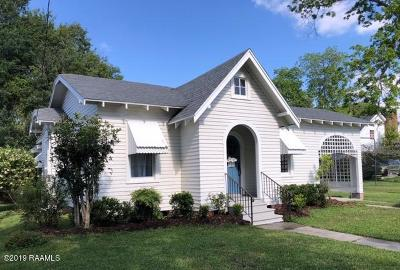 Rayne Single Family Home For Sale: 404 S Cunningham Street