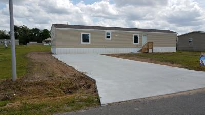 Opelousas Single Family Home For Sale: 114 Cabernet Drive