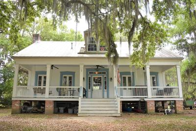 Franklin Single Family Home For Sale: 15434.5 Highway 182