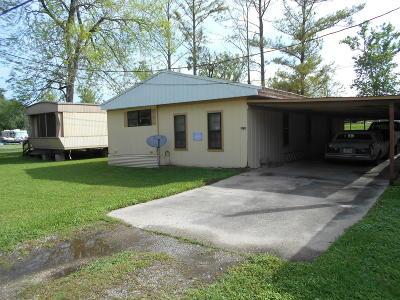Breaux Bridge Single Family Home For Sale: 1028 Vermilion Street