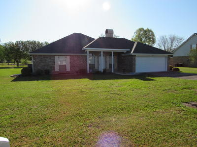 St Martinville, Breaux Bridge, Abbeville Single Family Home For Sale: 8609 Eastwood Drive