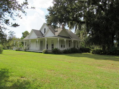 Perry Single Family Home For Sale: 10804 Main Street