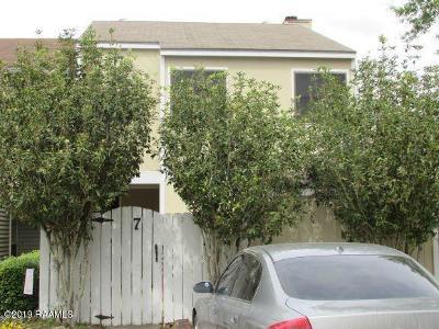 Lafayette Single Family Home For Sale: 7 Larkspur Lane