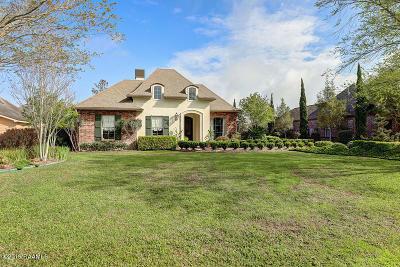 Arnaudville Single Family Home For Sale: 298 Grand Lake Drive